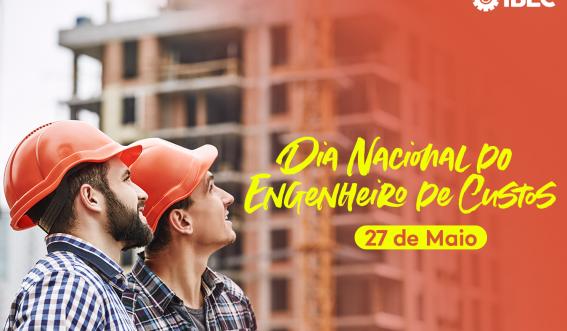 Webinar Dia Nacional do Engenheiro de Custos